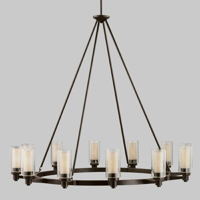 Circolo 12 Light Chandelier
