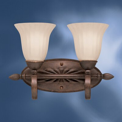 Kichler Willowmore  Vanity Light in Tannery Bronze