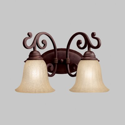 Kichler Wilton 2 Light Vanity Light