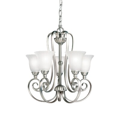 Kichler Willowmore 5 Light Mini Chandelier