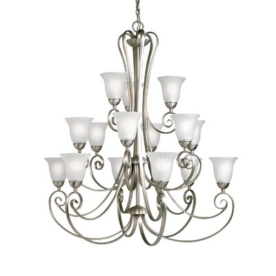 Kichler Willowmore 15 Light Chandelier