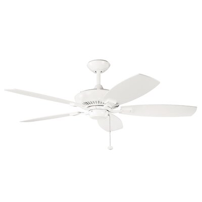"Kichler 52"" Canfield 5 Blade Ceiling Fan"