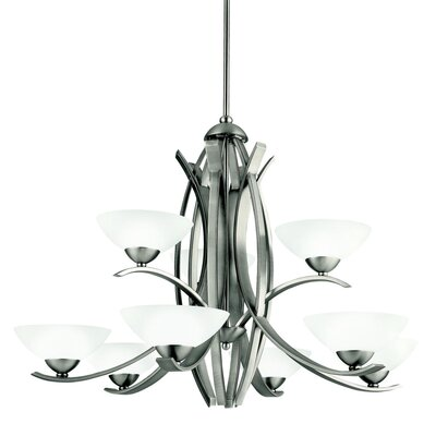 Kichler Bellamy 9 Light Chandelier