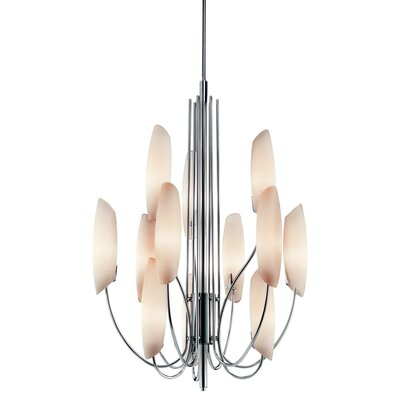 Kichler Stella 12 Light Chandelier