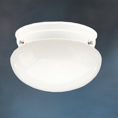 "Kichler Ceiling Space 7"" 2 Light Flush Mount"