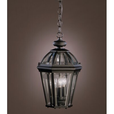 Kichler Trenton 3 Light Outdoor Pendant