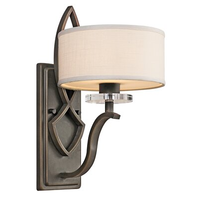 Kichler Leighton 1 Light Wall Sconce | Wayfair
