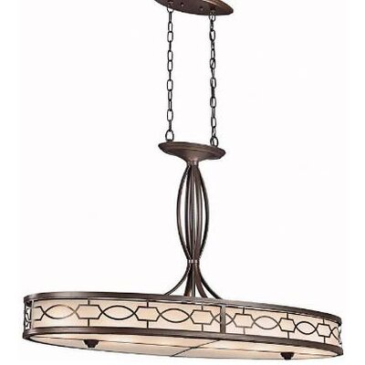 Kichler Punctuation 6 Light Chandelier