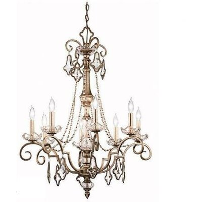 Kichler Gracie 8 Light Chandelier