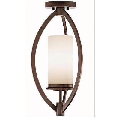 Kichler Neptune Place 1 Light Semi Flush Mount