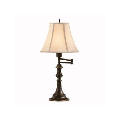 Kichler Westwood Clayton 1 Light Swing Arm Table Lamp