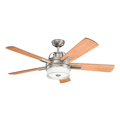 Kichler 52&quot; Lacey 5 Blade Ceiling Fan