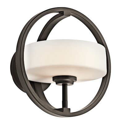 Kichler Olsay One Light Wall Bracket in Olde Bronze