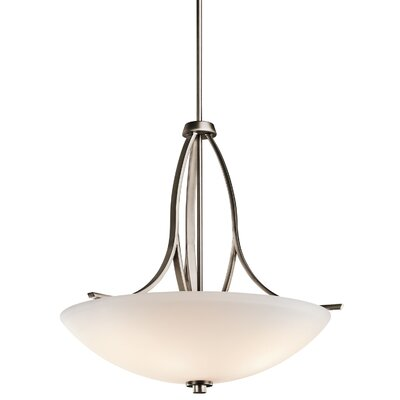 Granby 3 Light Inverted Pendant