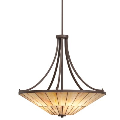 26Morton 4 Light Inverted Pendant