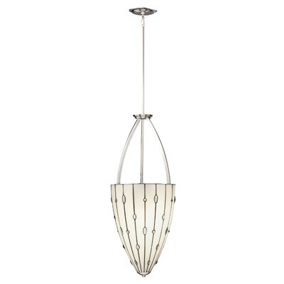 Kichler Cloudburst 3 Light Inverted Foyer Inverted Pendant