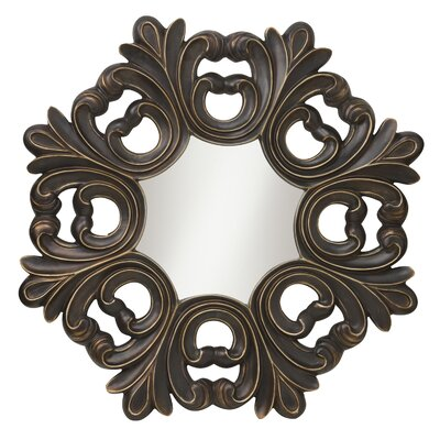 "Kichler 48.5"" Hand Painted Mirror"
