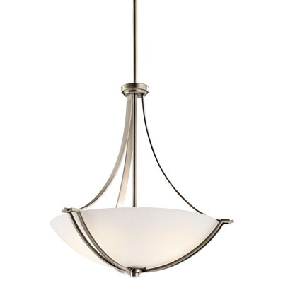 Kichler Chatham 3 Light Inverted Pendant