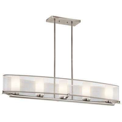 Kichler Saldana 5 Light Chandelier