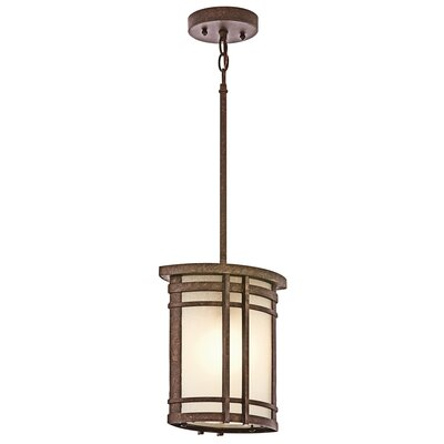Kichler Crosett 1 Light Outdoor Pendant