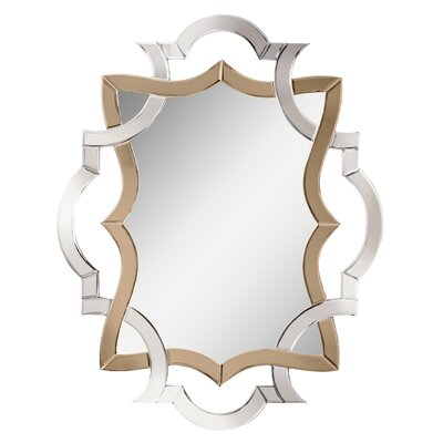 "Kichler 41.75"" Mirror in Clear"