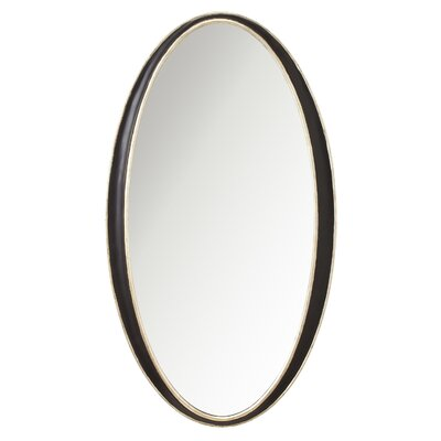 Kichler Mirror in Black and Silver
