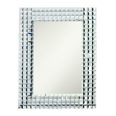"Kichler 38"" Mirror in Clear"