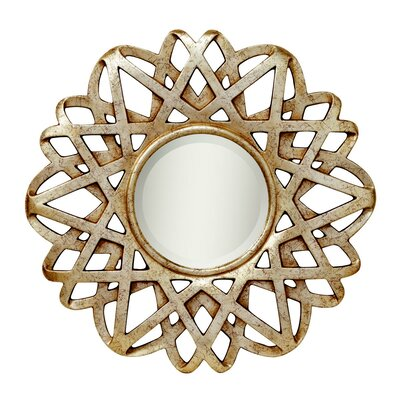 Kichler Mirror in Antique Silver