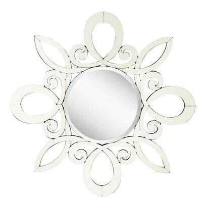 Kichler Mirror in White