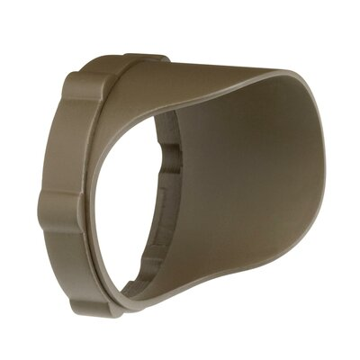 Kichler Landscape Snap on Cowl in Textured Arch Bronze Polycarb