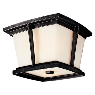 Kichler Brockton 2 Light Flush Mount