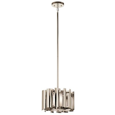 Kichler Ziva 1 Light Pendant
