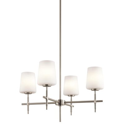 Kichler Arvella 4 Light Chandelier