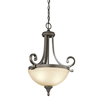 Kichler Monroe Light Inverted Pendant