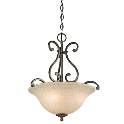 Kichler Camerena 3 Light Inverted Pendant