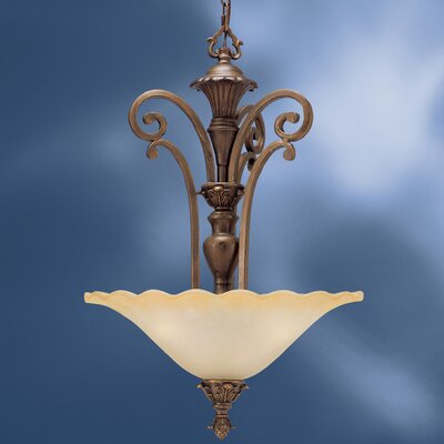 Cheswick 3 Light Inverted Pendant