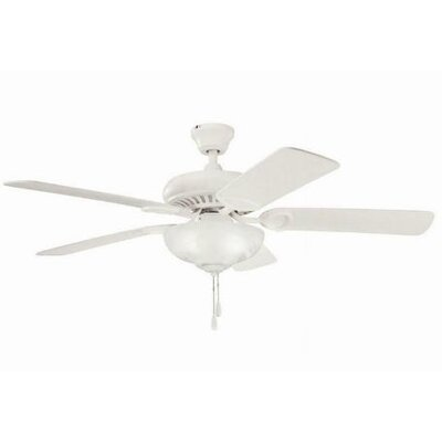 "Kichler 52"" Sutter Place Select 5 Blade Ceiling Fan"
