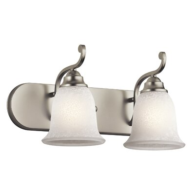 Kichler Camerena 2 Light Bath Vanity Light