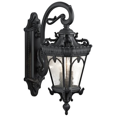Kichler Tournai 2 Light Outdoor Wall Lighting