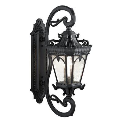 Kichler Tournai 4 Light Outdoor Wall Lighting