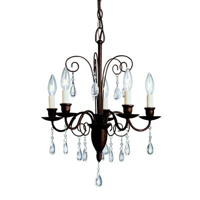 Kichler Barcelona Indoor 5 Light Chandelier