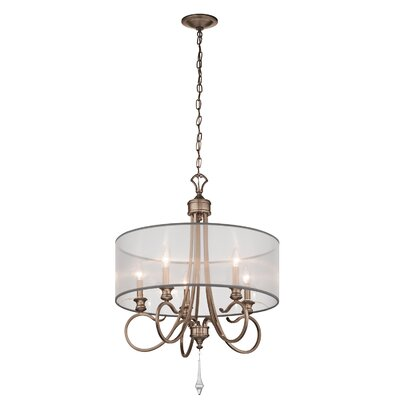 Malina 5 Light Chandelier