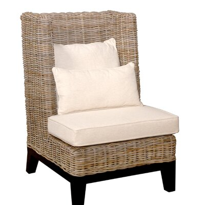 Jeffan Parrish Wingback Chair