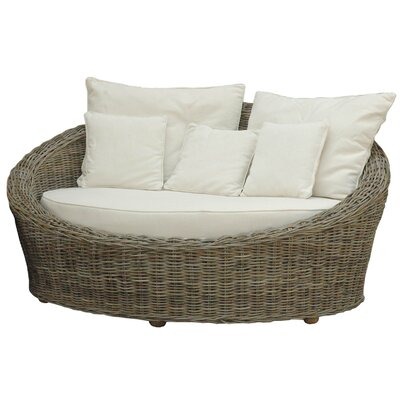 Jeffan Oval Sofa Bed