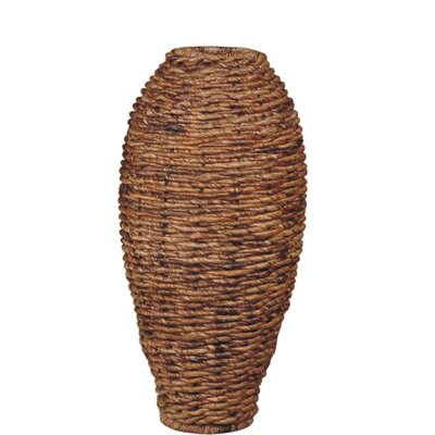 Jeffan Abaca Floor Jar