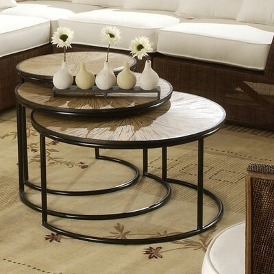 Habitat Loma Coffee Table (Set of 3)