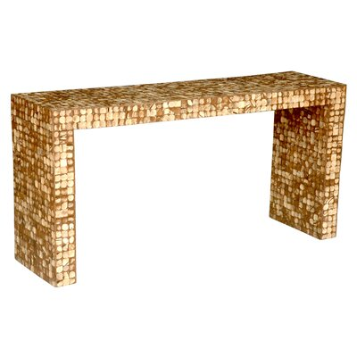 Natural Bliss Console Table