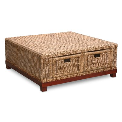 Rinna Woven Coffee Table