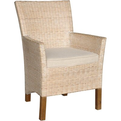 Hailey Fabric Arm Chair
