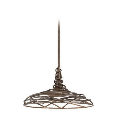 Sanctuary 1 Light Dining Pendant